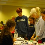 Registration at Great Wolf Lodge for Spring Youth Forum